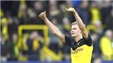 Erling Haaland hạ gục PSG: Đây, 'chiến thần' tuổi teen của Dortmund