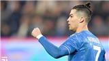 Không thể ngăn cản Cristiano Ronaldo