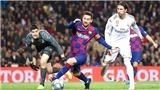 Trực tiếp bóng đá Real Madrid vs Barcelona (03h00 ngày 2/3): Kinh điển của những kẻ ốm yếu