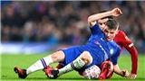 Chelsea loại Liverpool khỏi cúp FA: Gilmour, hình hài ông chủ tuyến giữa