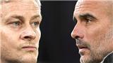 Trực tiếp bóng đá MU vs Man City: Trói chặt những đôi chân ở Old Trafford