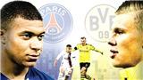 Xem trực tiếp bóng đá PSG vs Dortmund: Haaland lại tỏa sáng, hay Mbappe lên tiếng?