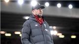 Liverpool bị loại ở C1: Trong cơn mưa Anfield