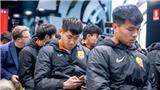 CLB Vũ Hán Trác Nhĩ: Hồi hương để… né dịch Covid-19