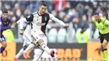 Juventus: Ronaldo có đáng bị gọi là… Penaldo?