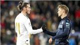 Trực tiếp bóng đá Real Madrid vs Sociedad: Gareth Bale chỉ còn hợp với sân chơi hạng hai