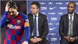 Vấn đề của Barcelona: Bartomeu, Abidal, Messi hay vòng xoáy quyền lực