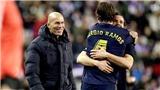Real Madrid: Giấc mộng 'ăn 3' của Zidane
