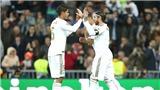 """Real Madrid nâng cả trái đất với đòn bẩy """"VaRa"""""""