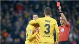 Barca vô địch mùa Đông: Run rẩy trên ngôi đầu