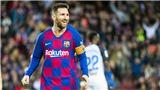 Barcelona đè bẹp Alaves 4-1: Quà Giáng sinh của Leo Messi