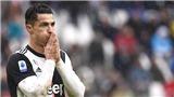 Bây giờ, Ronaldo đang chạy sau Messi!