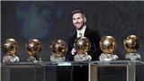 Leo Messi: Xong Quả bóng Vàng, giờ là hợp đồng mới