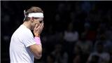 Tennis: ATP Finals không dành cho Nadal
