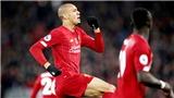 Liverpool: Fabinho là người thay thế Gerrard hoàn hảo nhất