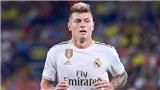 Real Madrid: Kroos là ngọn hải đăng trên biển cả