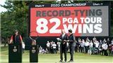 Tiger Woods vô địch Zorro Championship: Luôn khiến người khác kinh ngạc