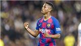 Barca: Ansu Fati vượt qua nghịch cảnh để nắm vận mệnh của chính mình