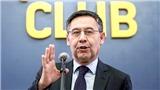 Chủ tịch Barca: Trong nỗi ám ảnh quyền lực
