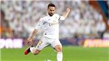 Real Madrid: Quyền lực tuyệt đối của Dani Carvajal