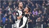 """Juventus: Khi các tiền vệ """"ngại"""" ghi bàn..."""