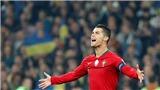 Cristiano Ronaldo: Hãy gọi anh là CR700!