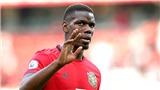 Pogba là hy vọng duy nhất của MU trước Liverpool