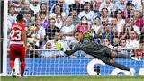 Real Madrid đang rất nhớ Keylor Navas