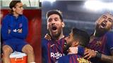 """Barcelona: Griezmann và """"luật của Messi"""""""