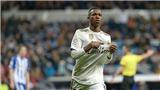 Real Madrid: Zidane, hãy mở mắt nhìn Vinicius!