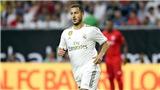 Real Madrid: Tăng 7 kg, siêu tân binh Hazard của Real đang 'tự sát'?