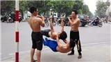 Street Workout: Nghệ sĩ thể thao đường phố