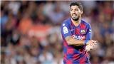 Hàng công Barca: Thảm họa Luis Suarez
