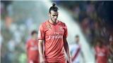 Real Madrid: Tương lai Real phụ thuộc vào Gareth Bale