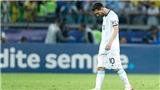 Copa America 2019: Messi, mệt quá đôi vai này