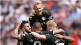Vòng 1 ngoại hạng Anh: Khi Liverpool gọi, Man City đáp lời