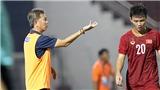 HLV Hoàng Anh Tuấn không có đủ 'bột' ở đội U18 Việt Nam