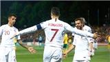 Cristiano Ronaldo trước cơ hội giành Bóng vàng: Con người tạo ra những kỉ lục