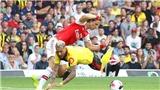 Arsenal suýt thua Watford: Quá đau đầu vì công làm, thủ phá