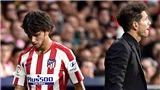 Atletico-Juventus (02h00 ngày 19/9): Joao Felix vẫn cần phải học hỏi Ronaldo