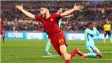 Liverpool vs Barca: Những bài học từ Roma (Trực tiếp bóng đá K+ PM)