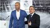 Real Madrid: Hãy để Zidane xây dựng Real theo cách của mình
