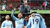 MU và Liverpool luận quá khứ, hiện tại là của Man City