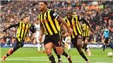 Man City vs Watford: Giấc mơ 35 năm của Watford