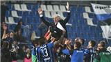 Atalanta dự Champions League: Không phải cổ tích, đây là chiến tích vĩ đại