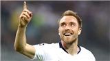 Christian Eriksen: Ở lại Tottenham, tới MU hay chuyển sang Real?