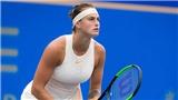 Tennis: Kì vọng đã đè bẹp Aryna Sabalenka