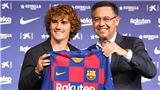 Barca: Griezmann có thể là 'quả bom Neymar' mới
