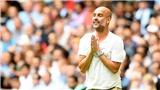 Man City: Khi áp lực đè nặng lên vai Guardiola