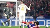 Real Madrid 3 trận trắng lưới: Sergio Ramos là điểm tựa không thể thiếu